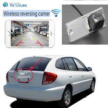 цены YESSUN New car wireless HD rear view camera for Kia Rio Cinco RX-V Stylus SF 2000~2005 car WIFI Reverse Camer