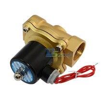 Высокое качество электромагнитный клапан дняо 1 » AC 220 В прямого воздушного 1000wog нормально закрытый пневматический электрический