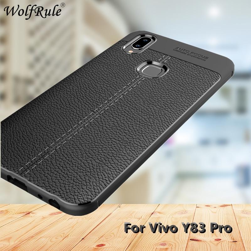 Vivo Y83 Pro Case TPU Silicone Rugged Design Cover For Vivo Y83 Pro Phone Case Full Protective Case For BBK Vivo Y83 Pro 6.22