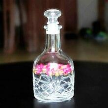 Retro geschnitzte flasche/Die bartender flasche basis/weinflasche/Vintage saft flasche/1000 ml/z