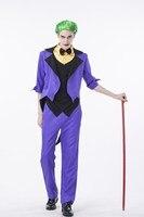 Joker Costume Trench Coat Suicide Squad Cosplay Costumes Full Size Full Set Suicide squads