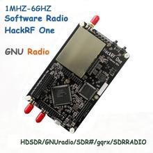 لوحة تطوير لمنصة الراديو محددة بتردد 1 ميجا هرتز إلى 6 جيجا هرتز ، لوحة عرض RTL SDR ، مستقبل لراديو هام