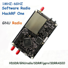 HackRF One 1MHz to 6GHz Software Defined Radio platform Development Board RTL SDR demo board receiver Ham