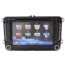 Car DVD Player GPS Navigation For VW Passat B6 Magotan Jetta Touran GOLF Steering Wheel Control