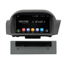 Quad Core 1 din 7″ Android 5.1 Car dvd player for Ford Fiesta With Car Radio GPS 3G WIFI Bluetooth USB 16GB ROM Mirror link