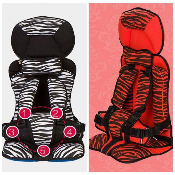 Высокое Качество Детское Автокресло Удобные Подушки Руля Ребенка Малыш Портативный Безопасности Автокресла для детей малыша Автокресло Навес