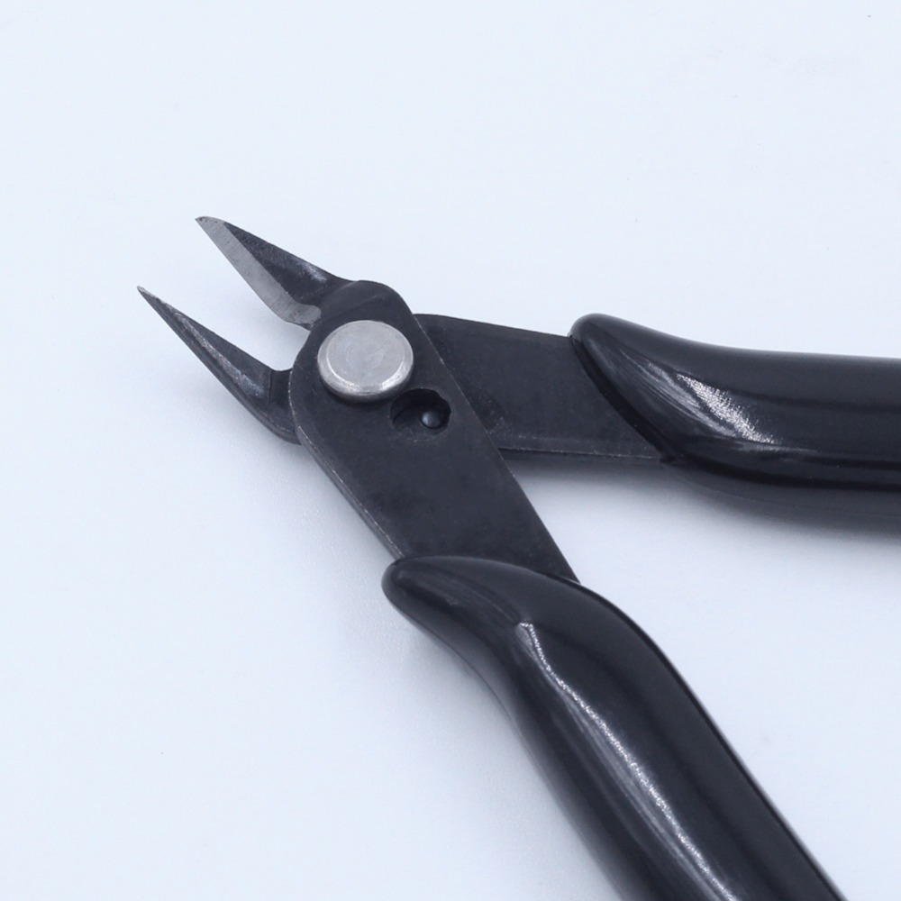 AZGIANT Electrical Wire Cable Cutters Cutting Side Snips Flush Pliers Nipper Hand Tools Mini Diagonal Pliers Hand Tools