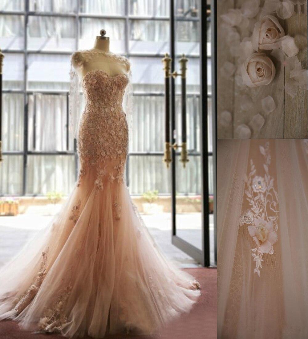 New Arrival Custom Made Sweetheart Elegant Sleeveless Applique ...