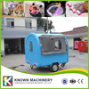 220w Mobile Food Carts Trailer Ice Cream Truck Snack Food Carts Customized For Sale Free Shipping