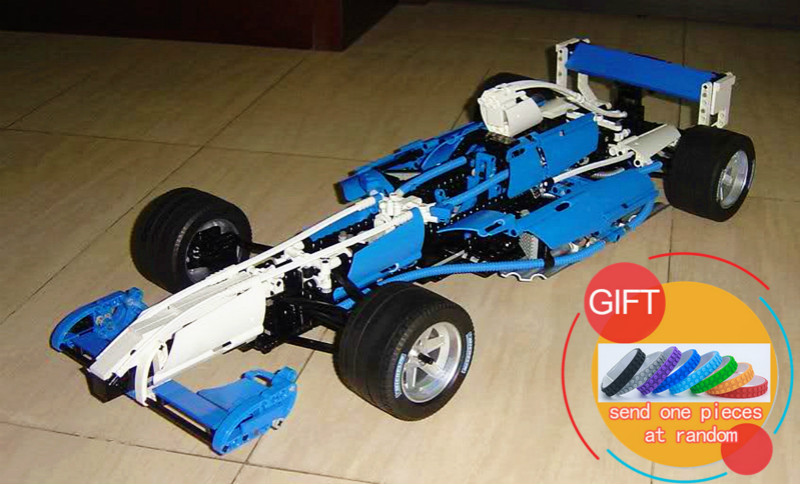 Фотография 20022 1586Pcs Technical Series The Williams F1 Team Racer Set Building Blocks Compatible with 8461 Toys Model  lepin