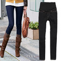 2016 New Maternity boot cut jeans maternity jeans fashion maternity belly pants pencil pants