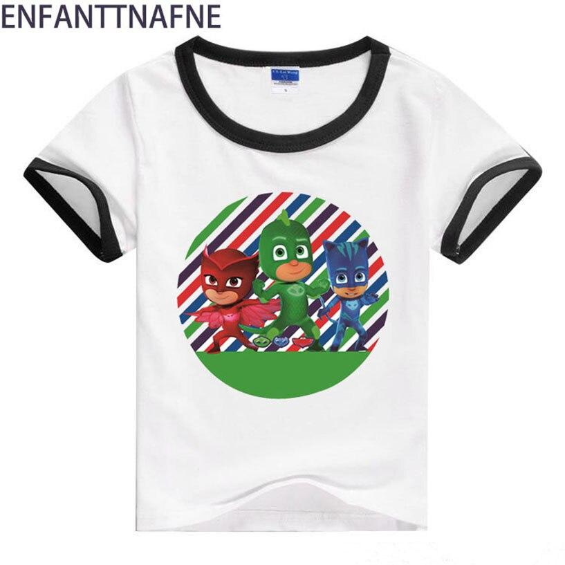 Meisjes top tees 12M-8T jongens t-shirt korte mouw t-shirt zomer - Kinderkleding - Foto 4