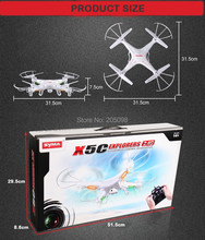 Syma X5C RC QuadCopter Drones With HD 2G Camera