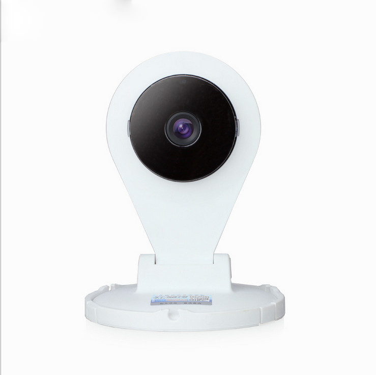 Full hd wireless wifi ip camera home security cctv camera P2P IR night vision indoor video Telecamera Mirco T/F Card Slot White