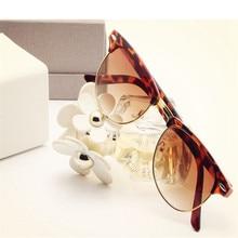 UV400 cat's eye glasses