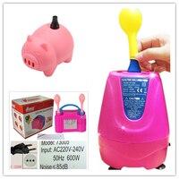 Uroczysty zaopatrzenie firm Nie helem Balon Inflator Pompa Elektryczna 220 V Europa Standardowy Wtyk Dmuchawa Balon Dekoracji Balonem