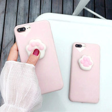 new styles 766e5 c5e6f Popular Cat Paw Iphone Case-Buy Cheap Cat Paw Iphone Case lots from ...