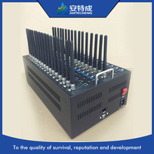Low price 32 port modem pool Q2303 bulk sms sending device