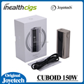 100% Original Joyetech Cuboid 150W Temperature Control Screen Battery Box Mod with Theorem atomizer