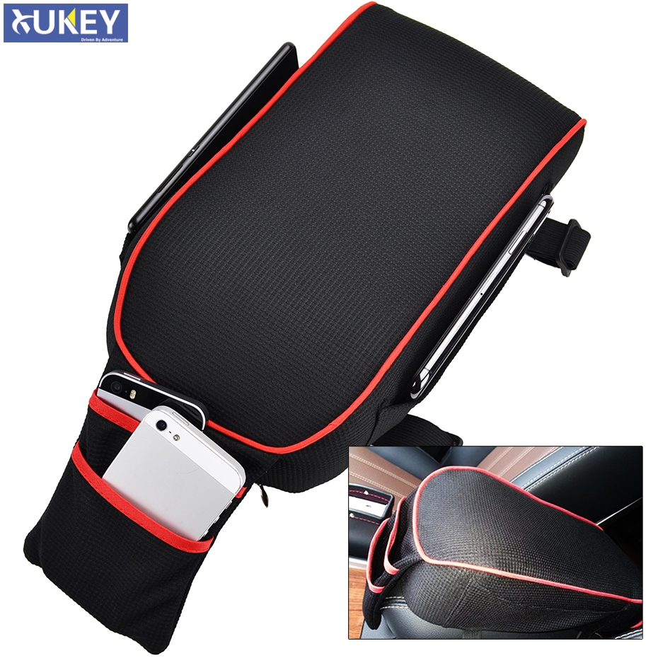 Special Section Car Arm Rest Car Styling Pad Protective Case For Toyota Ford Jeep Nissan Outland Suzuki Center Centre Console Armrest Soft Cover Pleasant In After-Taste Automobiles & Motorcycles Auto Replacement Parts