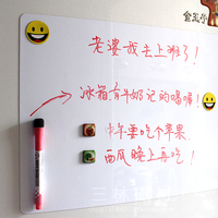 New A3(297*420mm) Fridge Magnet Soft Whiteboard Office Marker Board Convenience Wall Stickers For Home Erase Writing Kids Note