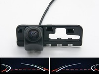 Trajectory Tracks Fisheye Lens 1080P Parking Rear view Camera For Honda Civic 2004 2005 2006 2007 2008 2009 Waterproof Camera
