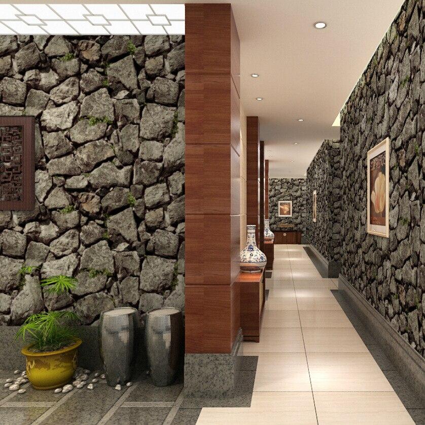 papel de empapelar del pvc impermeable wallpapers d de piedra papel tapiz con paneles de pared