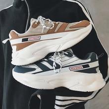 Designer Hip Hop chunky Sneakers Casual Shoes Men Tenis Sapato Masculino Heren Schoenen High Top Basket Man