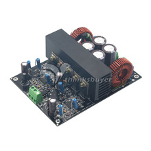 HIFI Digital Power Amplifier Board Dual Channel Class D 350W*2 IRS2092 for Audiophile with T130