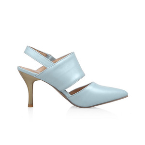 Image 5 - 2017 אופנה חדשה Sapato Feminino נשים סנדלי גלדיאטור גודל גדול 34 47 נשות סנדלי העקב גבוה נעלי גברת נשים משאבות 3 31