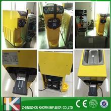 High quality  mini soft ice cream making machine/ice cream maker machine without refrigerant