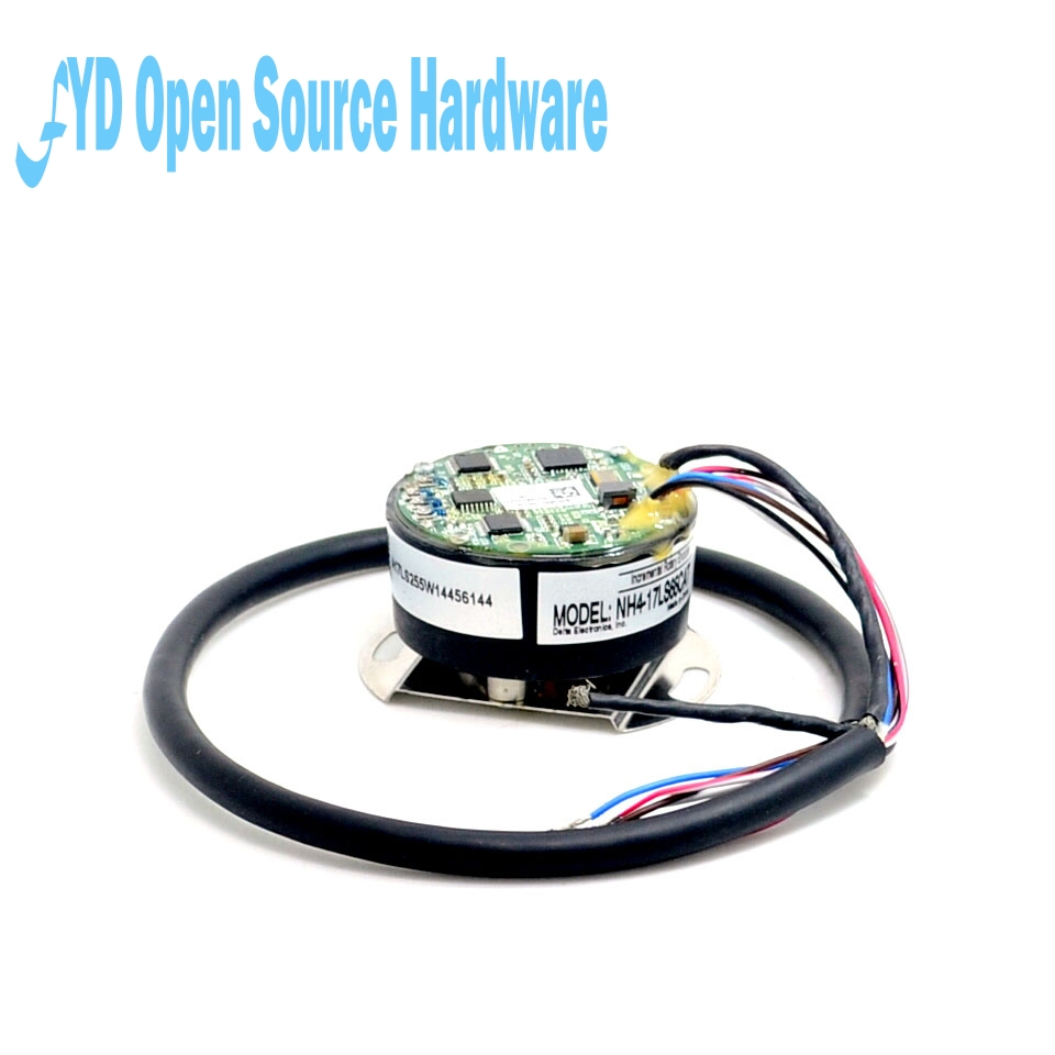 New And Original AC Servo Motor Encoder NH4-17LS65C7T/NH4-17LS65CAT/NH4-17LS65CAD