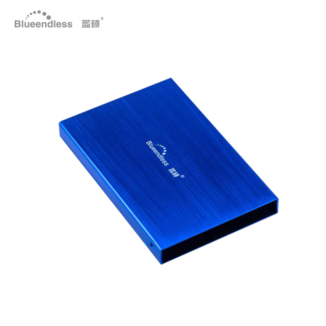 Sata to USB2.0 HDD Enclosure for 2.5 inch hard disk 7.5/9mm thickness HDD Box with high quality and fast speed