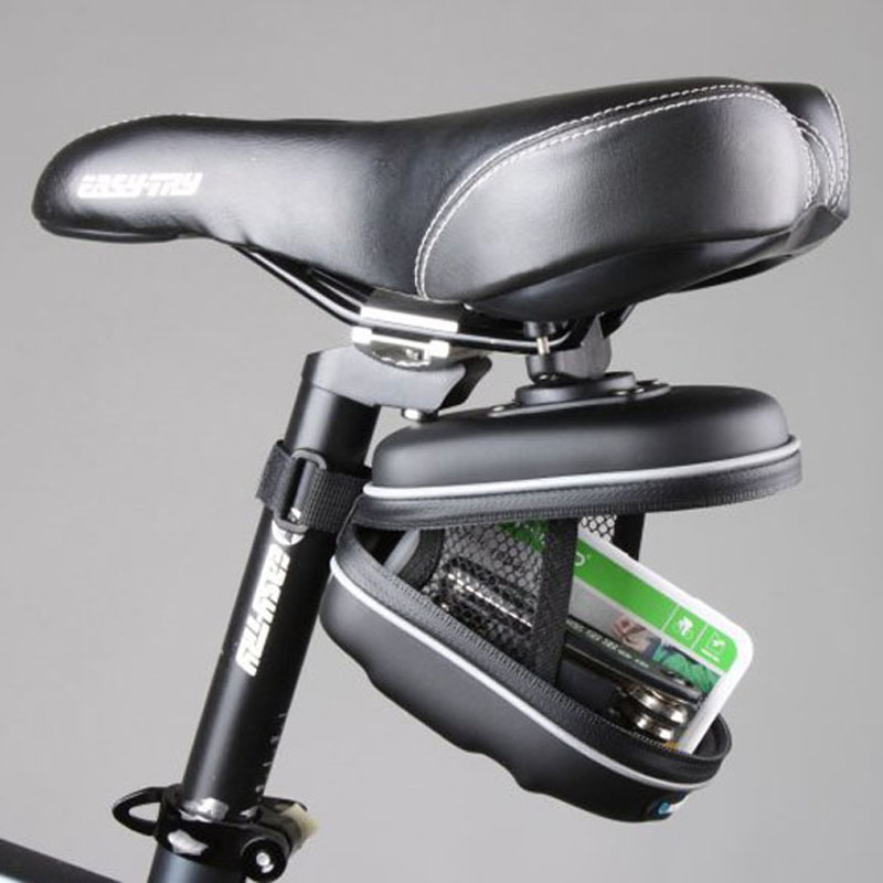Outdoor Mountain Bike Bag Bicycle Rear Seat Tail Waterproof Cycling Saddle Bag Trunk Bag Handbag MTB/Road Bike Accessories