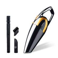YANTU Portable Wireless Car Vacuum Cleaner Cordless 12V 120W Wet Dry 4.5M Wired Aspiradora Para Auto Home Handheld