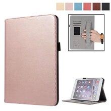 Flip Smart Cover For iPad Mini4 Ultra Slim PU Leather Case +  Silicone back case for Apple ipad mini 4 tablet case Capa Para