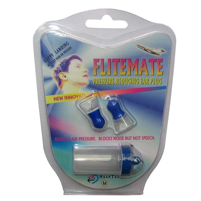 FliteMate Ear Plug Pressure Reducing Flying Earplugs Noise Reduction Ear Plugs