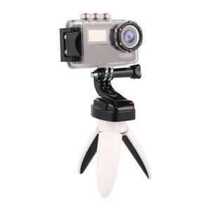 Image 5 - Аксессуары Kaliou Go pro крепление на нагрудный ремень J Крюк Пряжка для Go pro 7 6 5 4 3 + 3 2 1 Sj4000 Sj8 Pro Аксессуары для экшн камеры