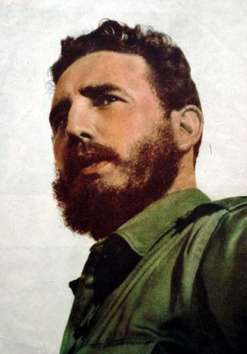 Fidel Castro Portrait | www.pixshark.com - Images ...