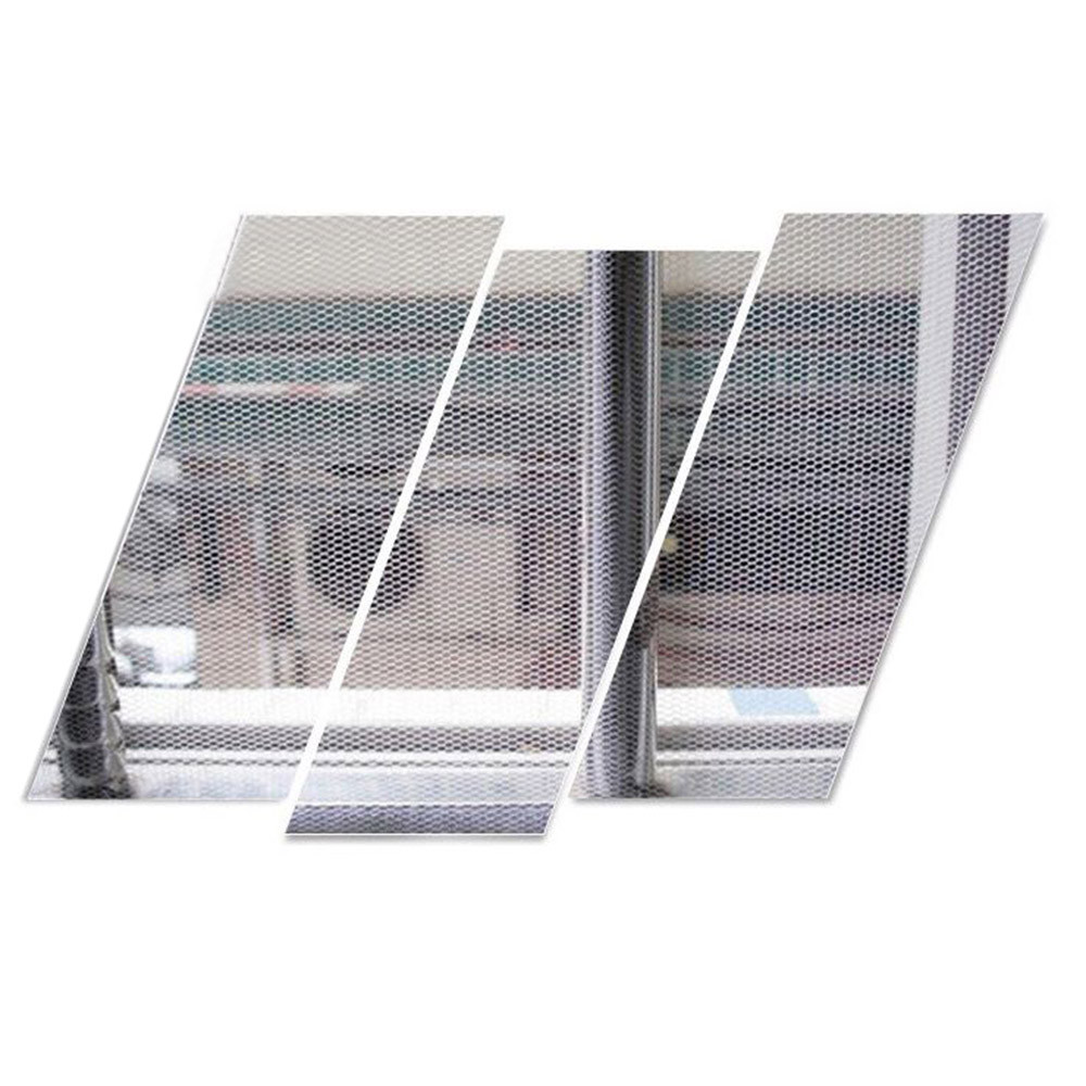 Mesh Window Screen Us 1 41 9 Off Diy Adhesive Anti Mosquito Fly Bug Insect Curtain Mesh Window Screen Home Supplies Easy To Fit Remove Enjoy Fresh Cooler Air In Window