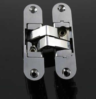 Three-dimensional folding adjustable hidden hinge / Door & Window concealed hinges x2 - DISCOUNT ITEM  0% OFF All Category