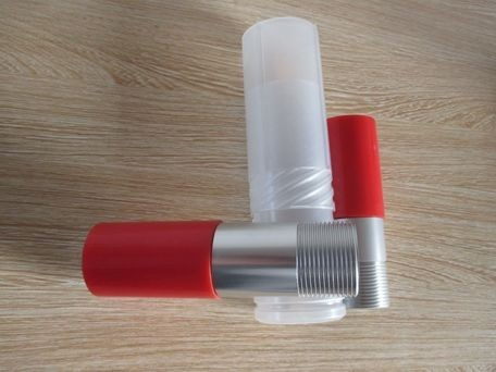 Boron carbide b4c sandblasting nozzle aluminum jacket boron carbide Venturi abrasive nozzles 150*8mm цены