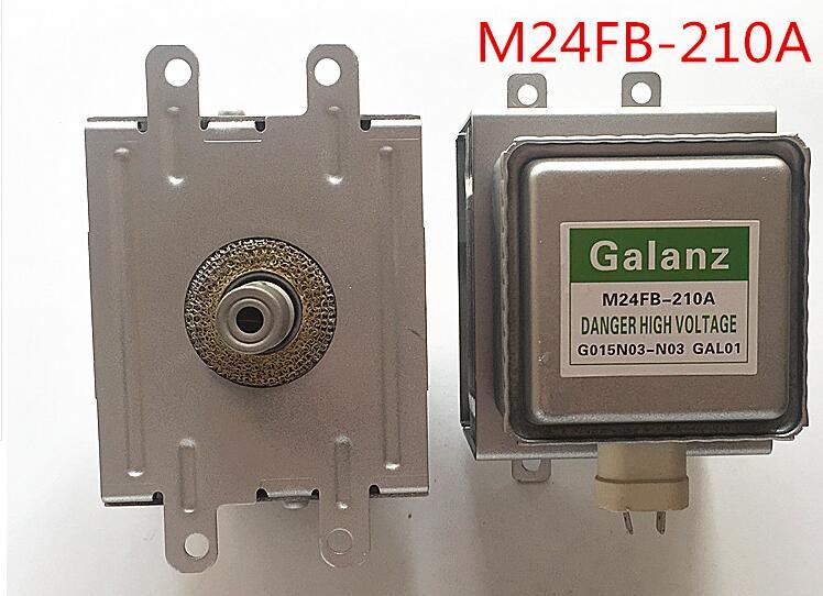 [VK]Microwave oven magnetron galanz magnetron GLS M24FB-210A ORIGINAL  Connectors холодильник galanz bcd 217t