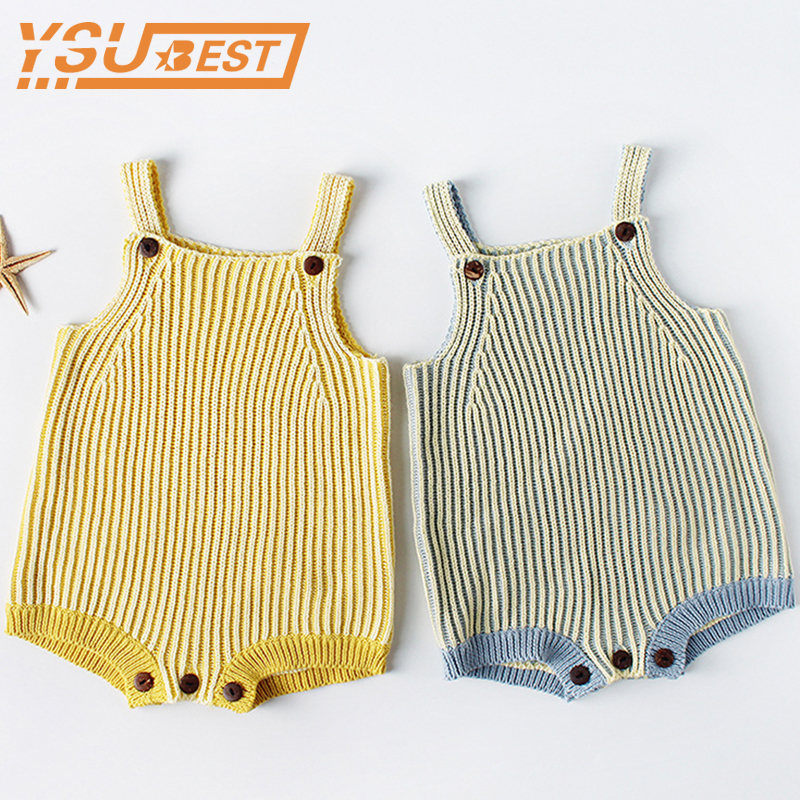 Cute Newborn Baby Boy Girl Knit   Rompers   Fashion Baby Boy Knit   Romper   Baby Girl Cute   Rompers   Toddler Brand Infant Knitting   Romper