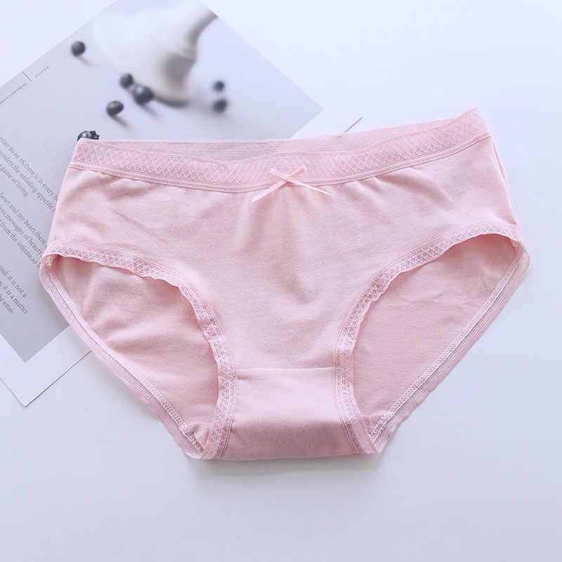 ملابس داخلية للمراهقين جديدة مكونة من 4 قطعة ملابس داخلية بدون خياطة ملابس داخلية للبنات ملابس داخلية مريحة من القطن للأطفال 981