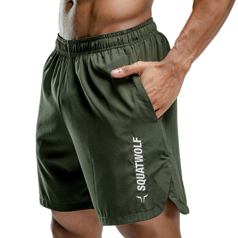 New Men Fitness Bodybuilding Shorts Summer Gyms Workout Male Breathable Quick Dry Sportswear Mans Jogger Casual Shorts Wholesale in Casual Shorts from Men 39 s Clothing