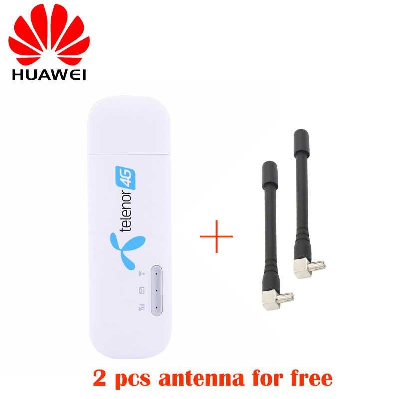 Desbloqueado Huawei E8372 E8372h-608 E8372h-153 4 100mbps 150G LTE Modem USB Wingle Carro Vara Wi-fi Mifi Hotspot Wi-fi Sem Fio 4G Dongle