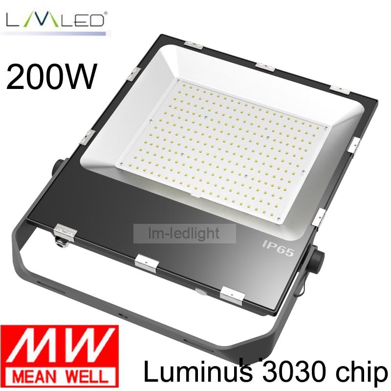 2016 New Hot Sale Outdoor Head LED Flood Lighting 200W 100