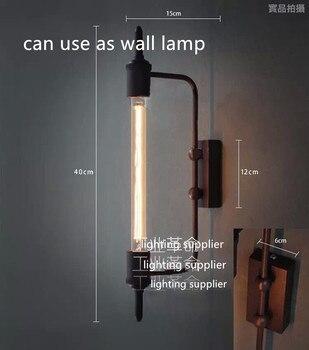מדינה אמריקנית רטרו יושב חדר שינה מרפסת מעבר תעשייתי קיטור צינור לספוג כיפת אור