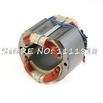 AC 220V Cutting Machine Part 50.7mm Dia Core Armature Stator for Makita LS1030